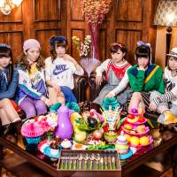City pop idol: Especia are (from left) Erika Mori, Chihiro Mise, Haruka Tominaga, Monari Wakita, Akane Sugimoto and Chika Sannomiya. | THE GROUP'S STYLE DRAWS FROM GENRES THAT HAVE MAINLY BEEN POPULAR ON THE INTERNET.