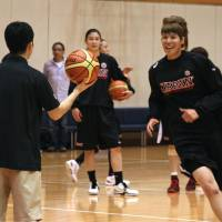 Basketball star Tokashiki ready to test ability at world championship