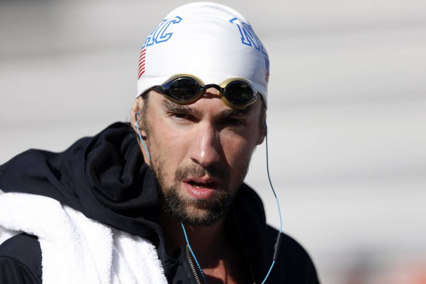 Franklin finishes first; Phelps loses to Agnel