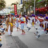 Kokusai Dori: Getting bitten by Okinawan Culture