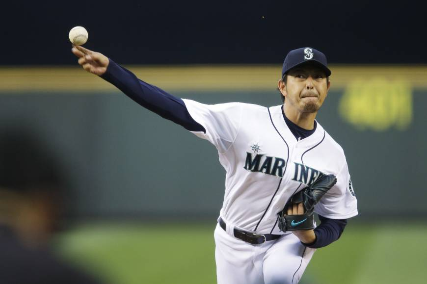 Mariners fall to Yankees
