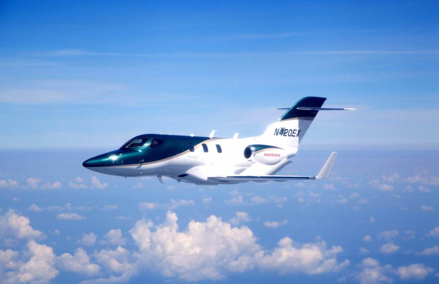 Honda starts jet engine output as it pushes into aviation business