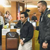 Witness in Guam trial tells court of panic