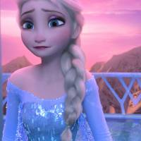 A scene from Disney's 2013 animated film 'Frozen,' which has set box-office records. | (C) 2014 DISNEY ALL RIGHTS RESERVED/KYODO