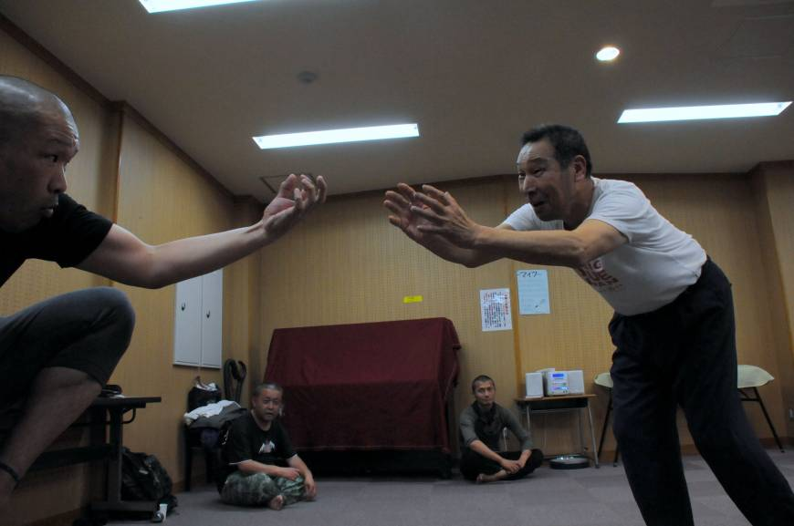 Dance pioneer puts homeless back on their feet