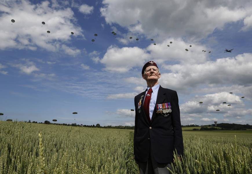 D-Day matters little to Russians, as Red Army won WWII single-handedly