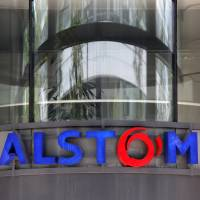 Alstom's company HQ in Levallois-Perret, France. | AP