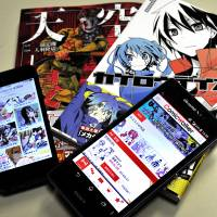 Manga seek digital ground as print magazines languish