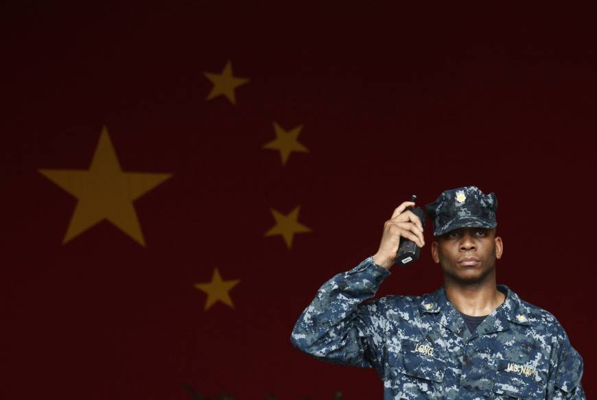 Navy drills will boost China-U.S.  contacts