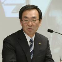 Panasonic on track to finish reforms in '14