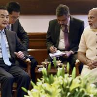 China ready to settle Indian border dispute