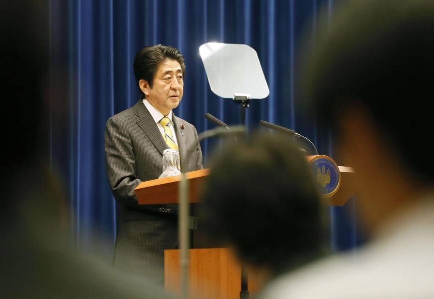Sexist views dent Abe's push for women's rights