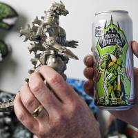 Godzilla's owners stomp legal spat over New Orleans beer name
