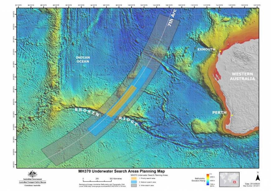 MH370 jet passengers likely suffocated, Australia says