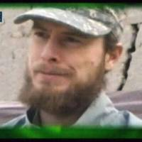 This image grab from a Taliban video released in April 2010 via the Site Intelligence Group shows U.S. Pfc. Bowe Bergdahl after his capture in Afghanistan in June 2009.   AP