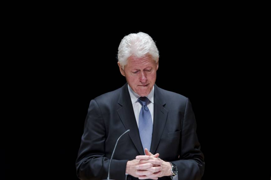 Clinton papers show concerns about racism in government, Rwanda