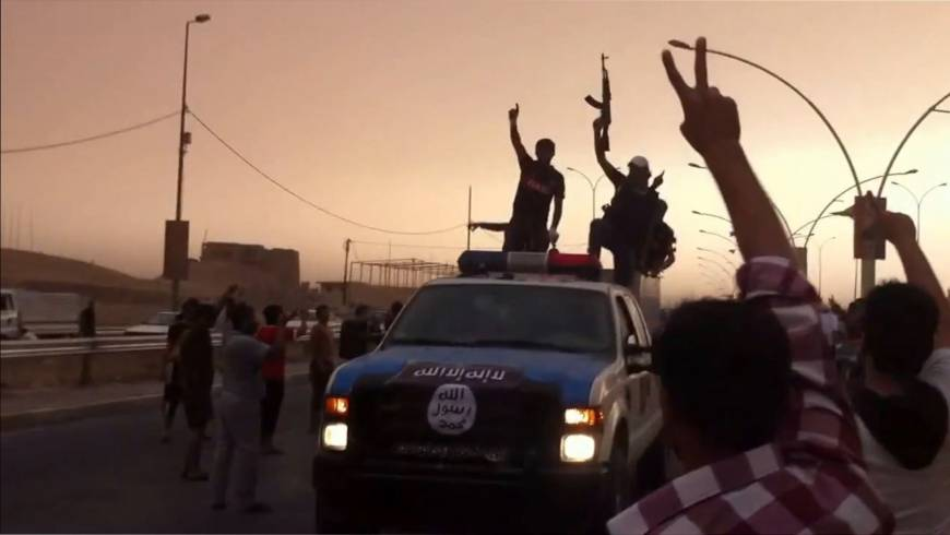 Analysis: Iraq conflict generating bizarre web of Middle East alliances