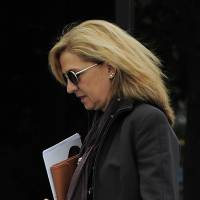 Wrapping up a four-year pretrial investigation, Spanish judge Jose Castro on Wednesday moved closer to indicting Princess Cristina, sister of newly proclaimed King Felipe, in a tax fraud and money laundering investigation centering on her husband. | AP