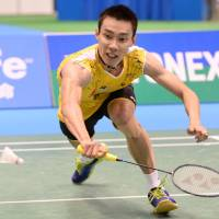 Lee, Li capture Japan Open titles