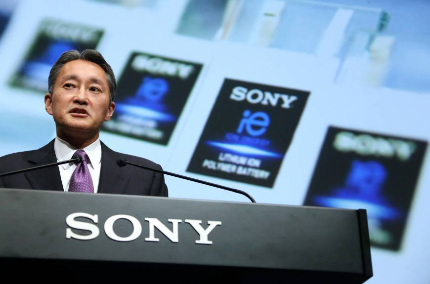 Sony to buy Britain's CSC media group in TV network push