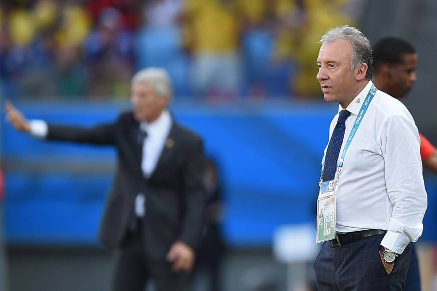 Zaccheroni left with regrets