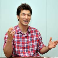 On the rise: Ryota Murata says his goal is to reach boxing's summit. | YOSHIAKI MIURA