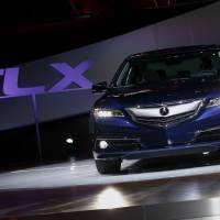 Honda's Acura projects second-half lift from TLX model in U.S.