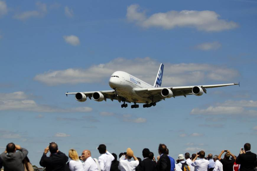 Airbus terminates order with Japan's Skymark for six A380 jumbos