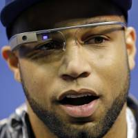 Google's Glass takes fans nearer to action