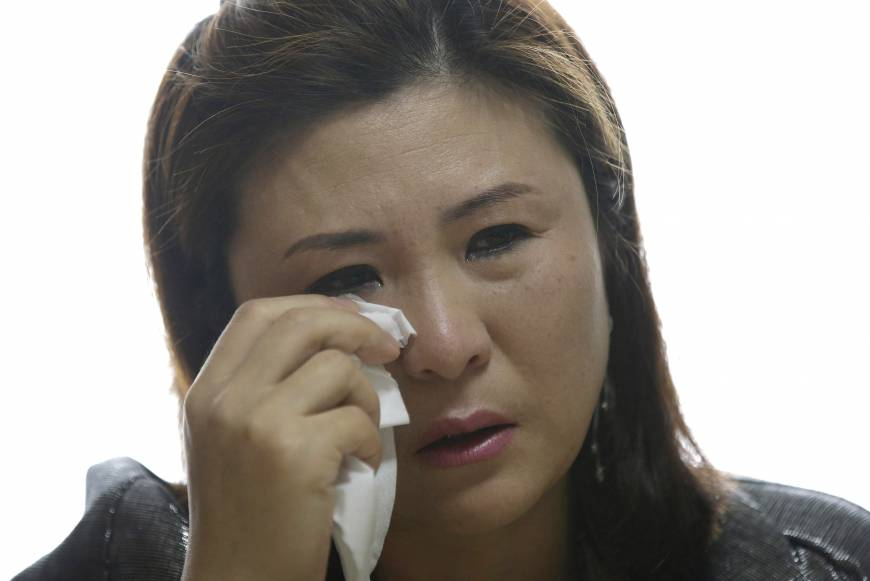 N. Korean ex-spy shunned stuck in the cold