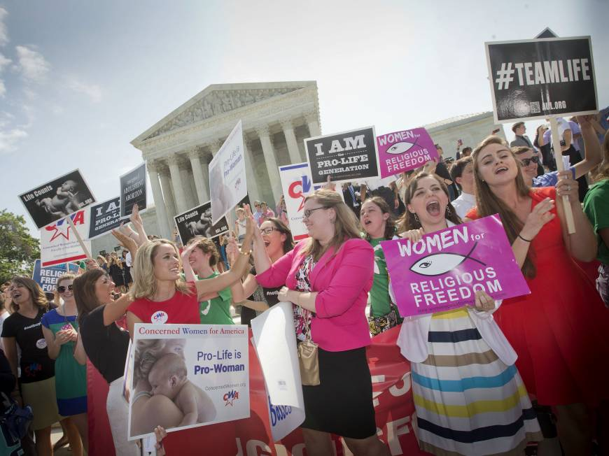 U.S. justices: Can't make employers cover contraceptives