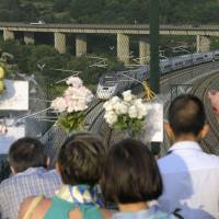 Spain train driver apologizes one year after deadly crash