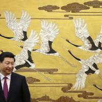 Chinese President Xi Jinping has targeted his rival, Zhou Yongkang, in a sprawling corruption probe that has taken down Zhou's intricate web of allies and relatives. | REUTERS