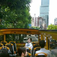 Kintetsu offers tour of Osaka by double-decker bus