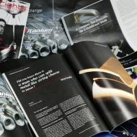 Magazine draws attention to small firms' products overseas