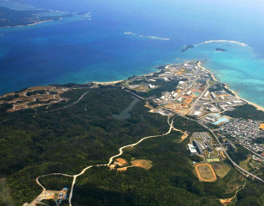 Extent of new Henoko site 'hidden from public'