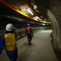 Underground lab tackles trouble-plagued nuclear waste issue