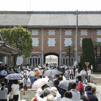 Last private owner, locals were vital to Tomioka mill's UNESCO listing