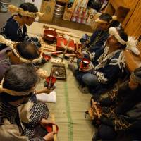 Ainu restaurant offers a delicious cultural excursion