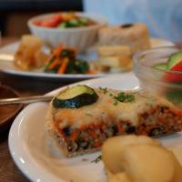 Organic Cafe Polan no Hiroba: Vegetarian and vegan fare in Nagoya