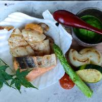 Kazahana: 28th-floor restaurant offers fine food with a view to match