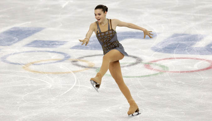 Sotnikova to headline field at NHK Trophy