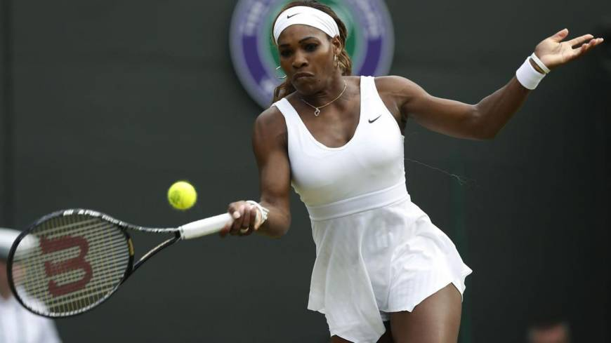 Recovered from illness, Serena ready for return