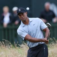 Still in the mix: Tiger Woods may need to have a good showing over the next two weeks to make the Ryder Cup team. | AP
