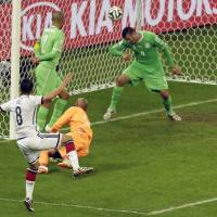 Germany prevails against Algeria in extra-time battle