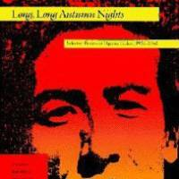 Long, Long Autumn    Nights: Selected    Poems of Oguma    Hideo, 1901-1940