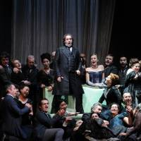 High-energy Ono conducts a rare 'Hoffmann' critique