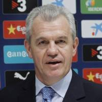New leader: Javier Aguirre is the new Japan men's national team manager. | KYODO/REUTERS