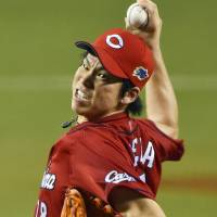 CL All-Star starting pitcher Kenta Maeda