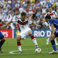 Germans savor return to soccer summit